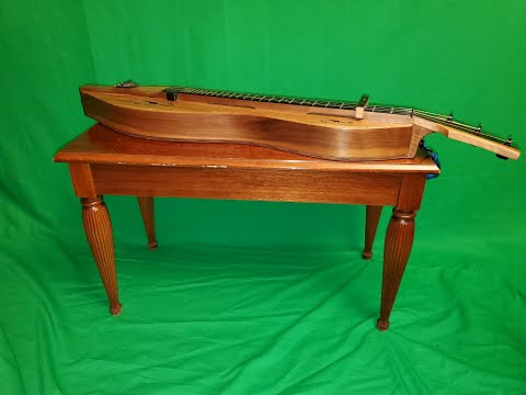 Spinning Song, on 3-String Piano