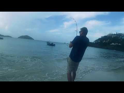 St Thomas USVI Tarpon Fishing