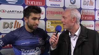 Mehdi Tarfi na FC Dender - E. Aalst