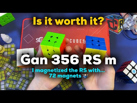 Making A Gan 356 RS M... And Why It Won't Be Like An XS