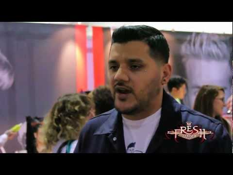 ISSE long beach hair show Fresh Image Barbershop