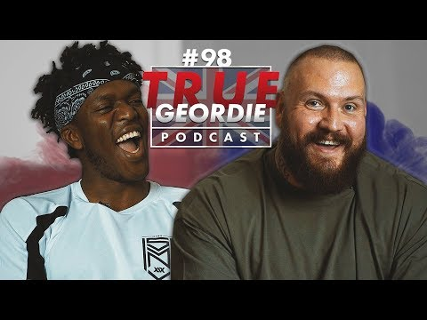 KSI INTERVIEW | True Geordie Podcast #98