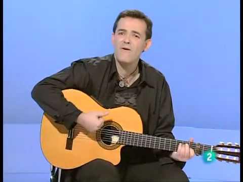 33 Luis Guitarra en TVE2