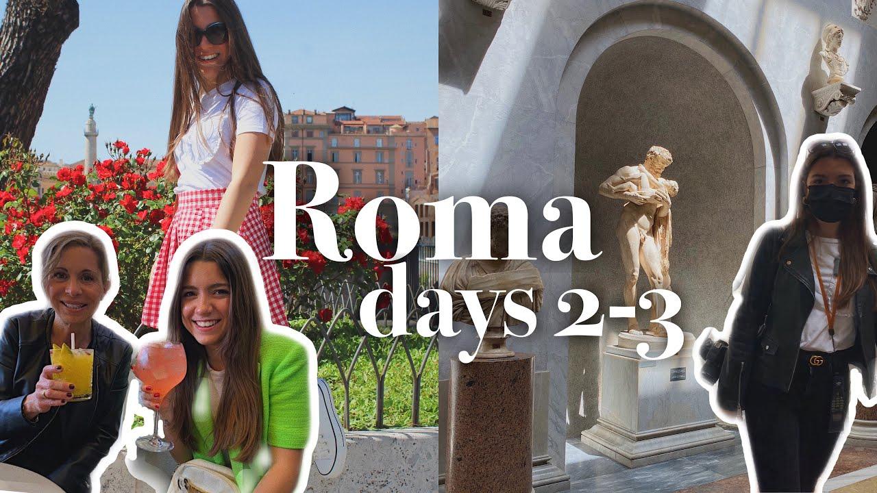 VLOG A ROMA: musei vaticani, incidenti di percorso, cupola di S.Pietro & more