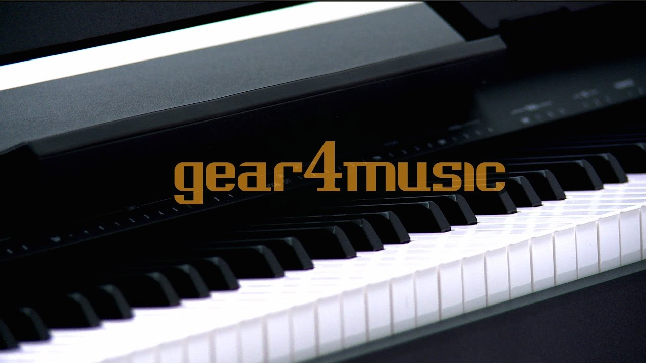 Dp 7 Compact Digital Piano By Gear4music Youtube