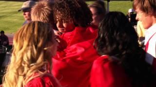 Cast goodbyes - High School Musical 3