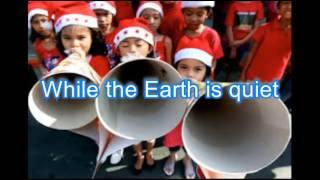 Video Ang Pasko ay sumapit Karaoke (English) download MP3, 3GP, MP4, WEBM, AVI, FLV Juni 2018