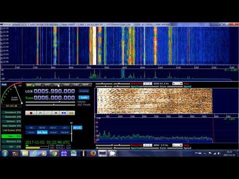 B17 Winter schedules North America 0100 UT Radio Habana Cuba 6000 Khz Shortwave