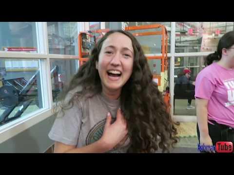 Vlog at Adventure Recreation Center | The Ohio State University