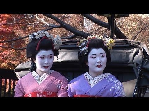 Kyoto shopping streets, Sannenzaka, Ninenzaka, Kiyomizuzaka, Japan travel video