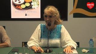 Suzanne Powell - ¡ Cambia ya ! - Presentación libro Barcelona 2018 - AmateTV