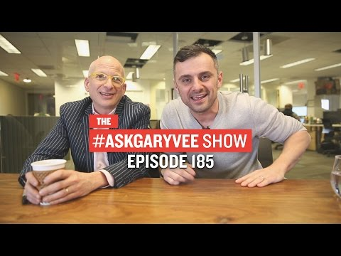 Thumbnail: #AskGaryVee Episode 185: Seth Godin on Thought Leaders, Psychics & The Future of the Internet