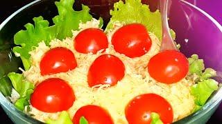 Рецепт салата Цезарь больше не ищите ВОТ ОН самый ВКУСНЫЙ
