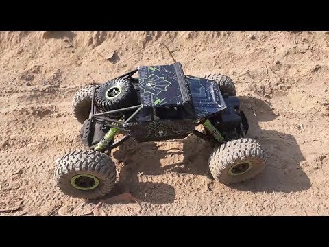 rc rock crawler off road test drive youtube. Black Bedroom Furniture Sets. Home Design Ideas