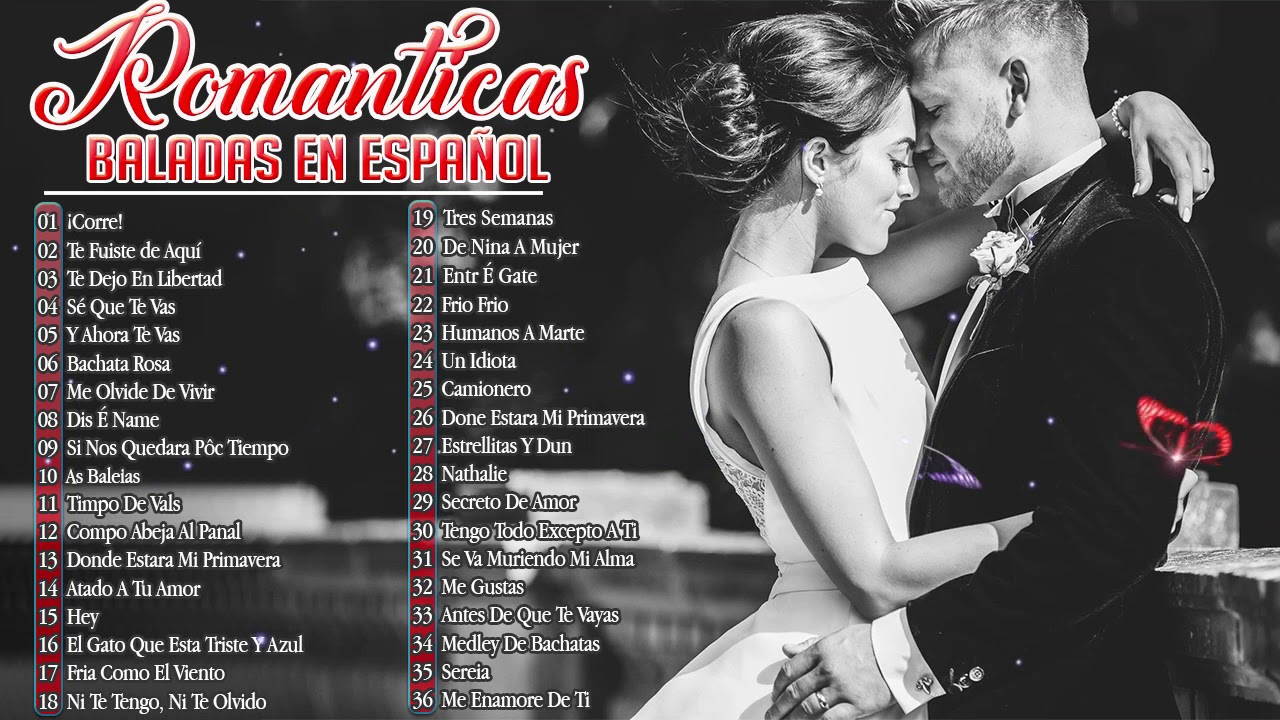 Música romántica para trabajar y concentrarse 💘 Las Mejores Canciones romanticas en Español 2020
