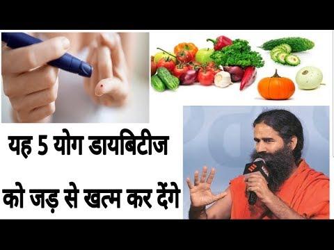 baba ramdev yoga para diabetes hindi canción