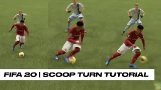FIFA 20 Scoop Turn Tutorial | Master This Move With FIFA Experts