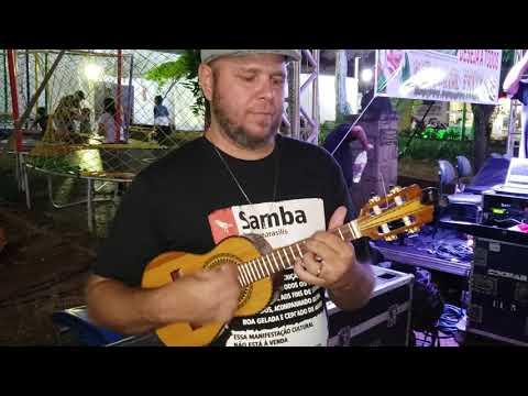 Cavaquinho Jaca Canhotinho - Luthier Juruna Carvalho