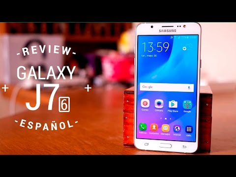 Samsung Galaxy J7 Metal (2016) - Review en español