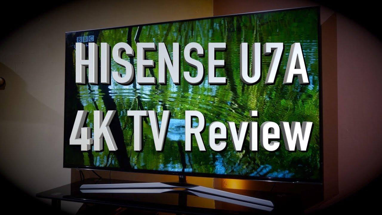 Hisense U7A (H55U7AUK) Review | AVForums