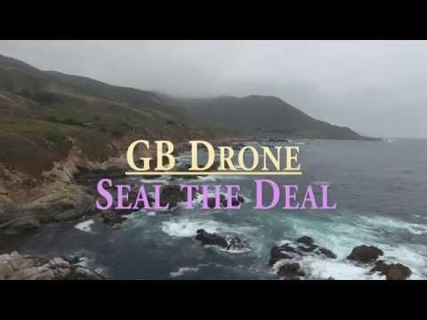 Big Sur ~ Seal the Deal // Drone 4K