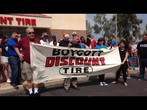 Join The Discount Tire Boycott