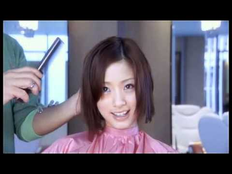 Video 002 Cute Japanese Girl Haircut Mid Length To Short Youtube