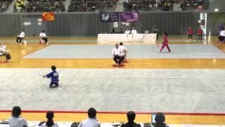 2016.4月に行われた、JOCジュニアオリンピックカップ選手権大会の初級短...