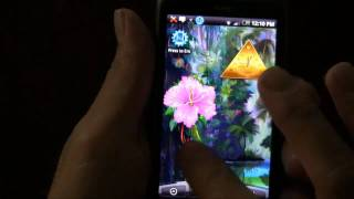 luminescent jungle hd live wallpaper for android