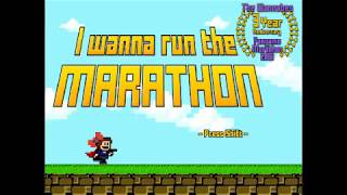 Jogando I Wanna run the Marathon #7/Folha gilete live #155