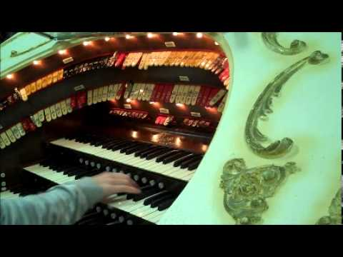 Bugler's Holiday on the Page Theatre Organ