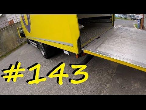 Český Truckvlog #143 - ,,Moje zašívárna v Chebu / Radši 5x vylezu, než něco po... / Už se to krátí,,