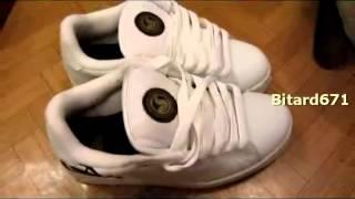 DVS Skateboarding Shoes White Brown отзыв