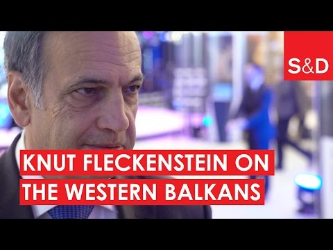 Knut Fleckenstein on the Western Balkans and EU Enlargement