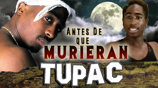 TUPAC - Antes De Que Murieran - 2PAC EN ESPAÑOL