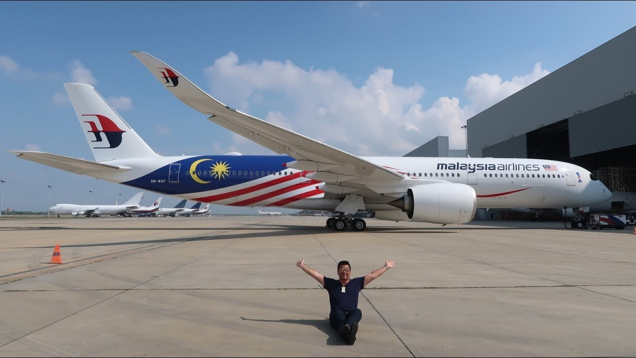 The Complete Review of Malaysia Airlines A350