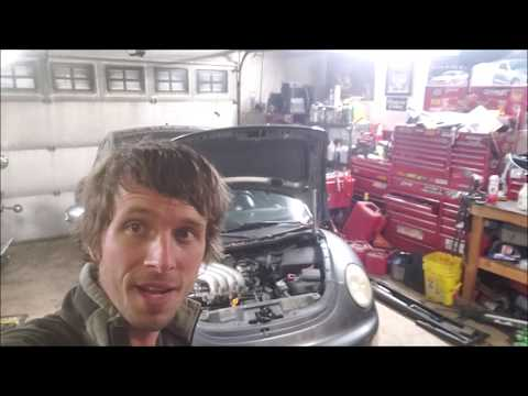 Volkswagen Beetle 2.0L Timing Kit Replacement