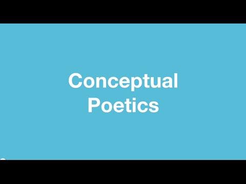 Conceptual Poetics: Christian Bök and Kenneth Goldsmith