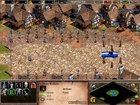Age of Empires 2 - UFC - The Battle of Heroes