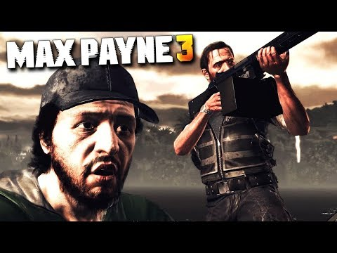 Max Payne 3 - Chapter #5 - Alive If Not...