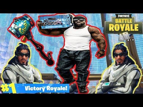 Fortnite Battle Royale (LIVESTREAM) Sponsor Goal 30/100