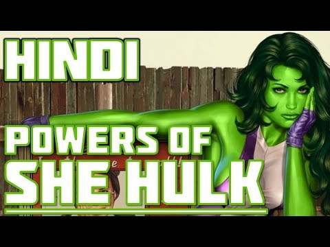 She Hulk Powers in Hindi - PJ Explained