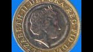 Обзор монеты Англии номиналом 2 фунта стерлингов 2003 года!(, 2016-05-29T19:21:45.000Z)