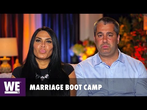 Renee Graziano's Meltdown  Marriage Boot Camp: Reality Stars Season 7