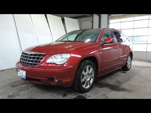 2008 Chrysler Pacifica Touring AWD review by CarMart Net Fergus Falls