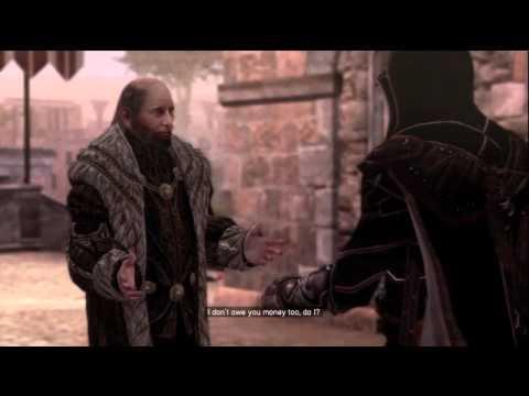 Assassin's Creed Brotherhood - Cutscenes - Part 6  