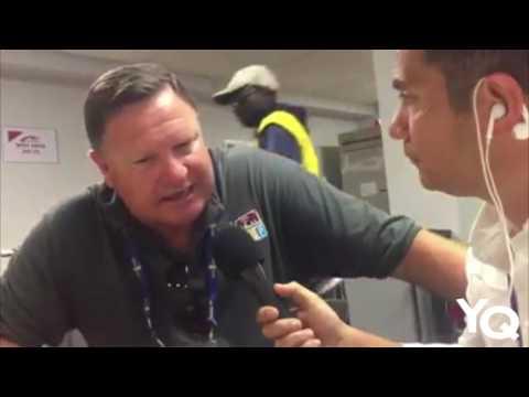 Entrevista con Steve Sampson previo a la Copa Oro 2017