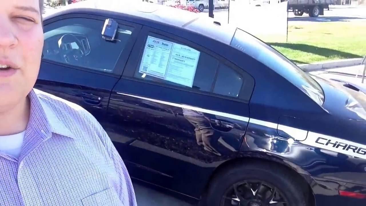 Dodge Charger Avis Car S Anthony Kyle Fisher Ogden Utah