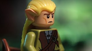 LEGO Middle Earth: Legolas of Mirkwood vol. 1