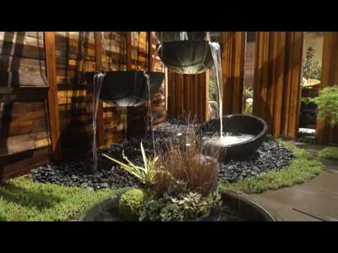 Beautiful Back Yard Water Features by Aquascape